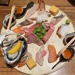 恵比寿魚金 -