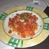 ぶらっすりー 千元屋 - 料理写真:トマトパスタ