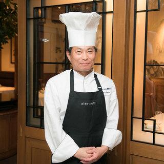 井桁良樹氏(イゲタヨシキ)─伝統の四川料理を継承する料理人