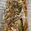 道の駅立田 ふれあいの里 - 料理写真:蓮根入りたこ焼き 醤油味