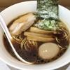 ソイ ソース ラーメン 醤屋 - 料理写真:味玉黒らーめん(900円)