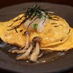 芯菜箸 - 和風オムライスランチ