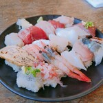 金寿司 地魚定 - 料理写真: