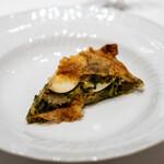 la Brianza - フダンソウとアーティチョークの野菜のタルト
