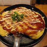 1252119 - 山芋鉄板焼