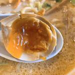清泉寮 ファームショップ - 味玉美味しい♪
