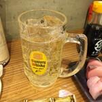 博多 魚助 - 100円の角ハイボール