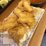 博多 魚助 - 穴子天ぷら