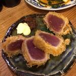 博多 魚助 - マグロレアカツ