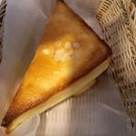 12521317 - クリームチーズトースト