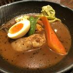 スープカレーlavi - やわらかチキンカレー♪ 1.150円