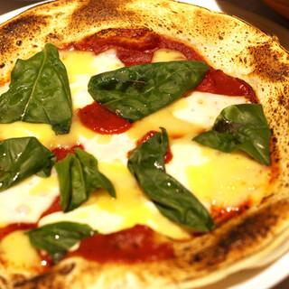 【創作イタリアン】サクサクのクリスピー食感が楽しい!