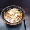 Tougenosoba - 料理写真:まいたけ天そば 490円