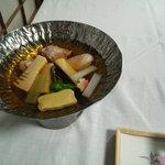 12522996 - スープがめちゃおいしい。鳥の小鍋