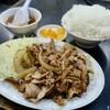 中国料理 登龍 - 料理写真:焼肉定食(680円)