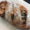 フルーレタン - 料理写真:サーモンと大葉のカンパーニュ