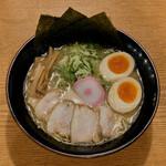 上州濃厚中華蕎麦 はたお商店 - 料理写真:特製中華蕎麦(850円)