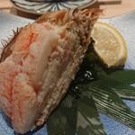 魚真 - 毛蟹(ハーフ)