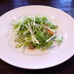 キャボロカフェ - オードブルサラダ