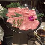 125230781 - すき焼きのお肉