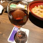 京町家 - 伊根満開 赤い日本酒
