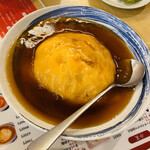西安曹家 餃子坊 - 天津飯