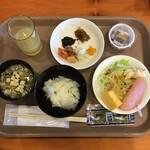 アルファホテル青森 - 朝食
