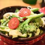 和乃家 - ブロッコリーサラダ