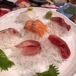 たいら食堂 - 料理写真:刺し盛り