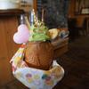 とも家 - 料理写真:たい焼きパフェ