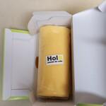 Hola - 料理写真:「フルーツロールケーキ」