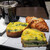 BURDIGALA TOKYO - 料理写真:オーベルジュ・ほうれん草のクロックムッシュ