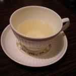 天香回味 - キンセン茶(ホット) かわいらしい器♡