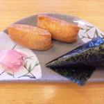 座楽 - いなり&巻き寿司