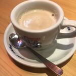 コメダ珈琲店 - 息子のミルクコーヒー