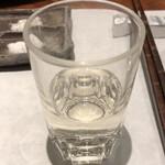 ワサビ - 食前酒:飛鳥わいん
