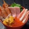 福庵 - 料理写真:特撰五色丼