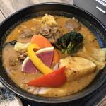 Rojiura Curry SAMURAI. - ラム(マイルド)