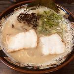 栗ちゃんラーメン - シンプルで非常に美味しい