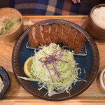 Butanikusemmontentonkatsunori - 上ヒレかつランチ 2,000円