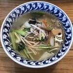 ハチドリ - 料理写真:タンメン