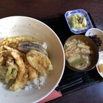 ハイカラヤ - 天丼
