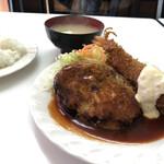 ハンバーグ&洋食 ベア -