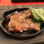 近江牛専門店 れすとらん 松喜屋 - 近江牛のステーキ !