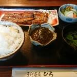 うなぎ茶屋ひろ - 料理写真: