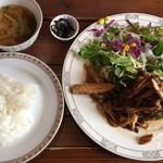 創作洋食屋 タムノス・樹 - 料理写真:
