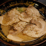 一竜 - チャーシュー麺