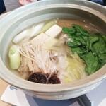 AKAMA布久亭 - ふくちり鍋