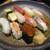 鮨処 春冬夏 - 料理写真:日替わりランチのお寿司11貫(2020年2月)