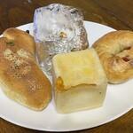 ワンこぱん - 料理写真: